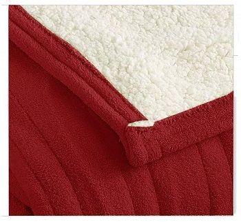 Micro Plush Sherpa Blanket (Digital) review