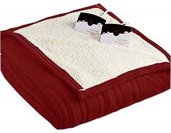 Micro Plush Sherpa Blanket (Digital)