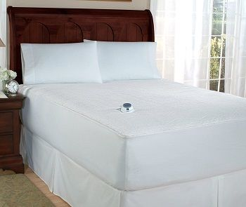 Perfect Fit Soft-heat Smart Heated Electric Mattress Pad review