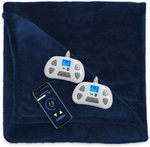 Serta Perfect Sleeper Luxury Plush Heated Blanket review