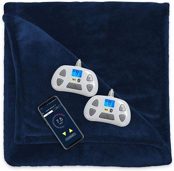 Serta Perfect Sleeper Luxury Plush Heated Blanket review