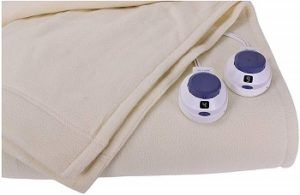 Soft Heat Perfect Fit Micro-Fleece Electric Blanket