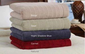 Soft Heat Ultra Soft Plush Electric Blanket