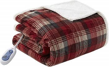 Woolrich Electric Blanket Throw