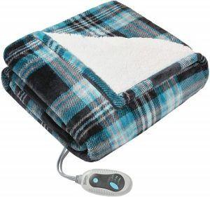 Beautyrest Fleece Snuggle Wrap