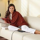 Best 5 Small Electric Heated Blanket & Throw In 2021 Reviews
