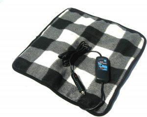 Car Cozy's Low Voltage Electric Lap Pad review