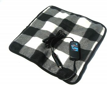 Car Cozy's  Low Voltage Electric Lap Pad review