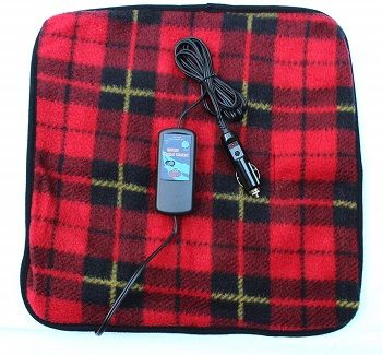 Car Cozy's  Low Voltage Electric Lap Pad