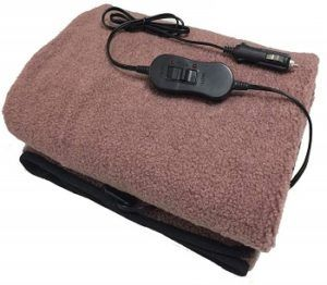Etateta Plush Teddy Heated Blanket