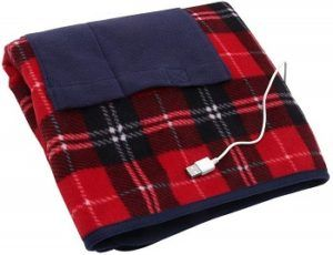 HJHY Outdoor Soft Plush Blanket