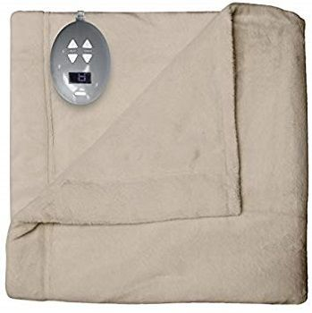 Perfect Fit Low Voltage Plush Warming Blanket review