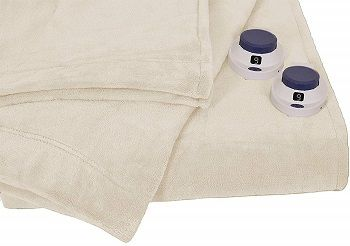 Serta's Safe And Warm Electric Blanket review