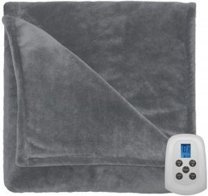 Serta Comfort Plush Heated Blanket review