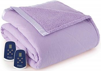 Shavel Micro Flannel Electric Blanket