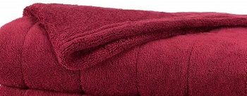 Sunbeam Channeled Microplush Heated Blanket review