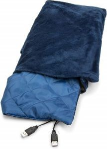 USB Heated Lap And Shawl Blanket review