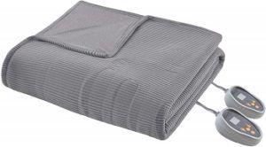 Beautyrest Micro Fleece Heated Blanket