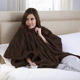 Best 5 Electric Heated Blanket Wrap To Buy In 2021 Reviews