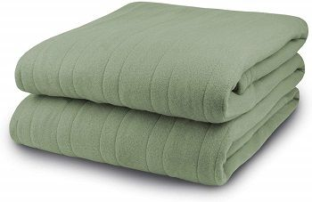 Biddeford Comfort Knit Electric Blanket