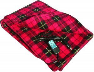 Car Cozy 12v Heated Travel Blanket