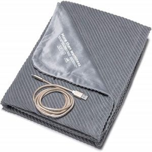Dawnlab OutdoorIndoor Microplush USB Blanket