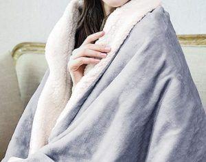 Hokeki SherpaFlannel Electric Blanket review