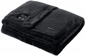 Homedics Cordless Heated Throw