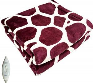 Lifechange Flannel Rapid Heating Blanket