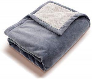 Perfect Prime USB Heated Fleece Blanket