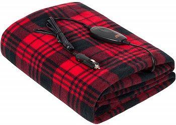 Sojoy Low Voltage Blanket For Vehicles