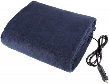 Stalwart Heated Travel Blanket