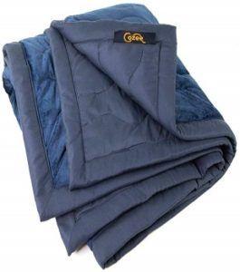 The Cozee Outdoor Fleece Heated Blanket review